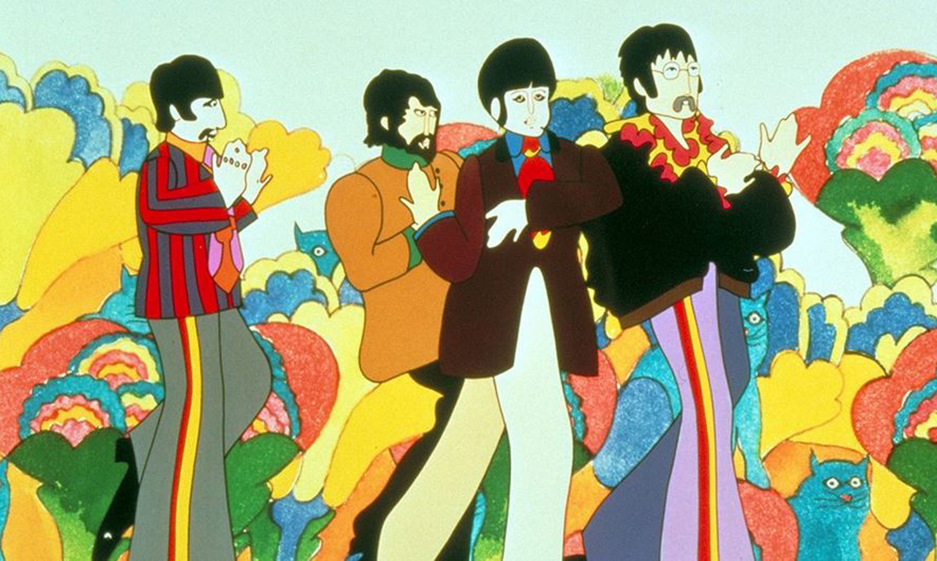 """Yellow Submarine"" en YouTube"