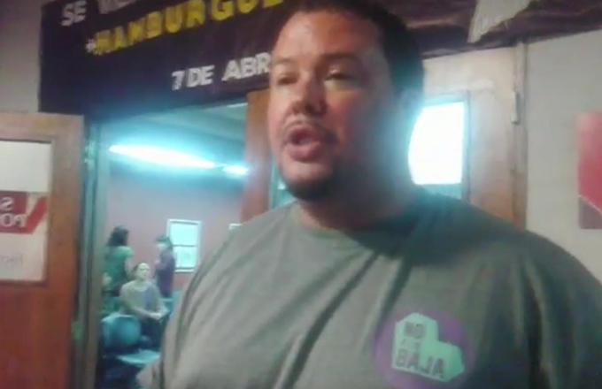Foro No a la Baja realizado en Mar del Plata