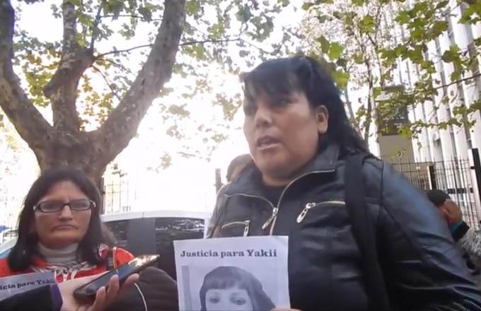 Pedido de justicia por Analía Núñez