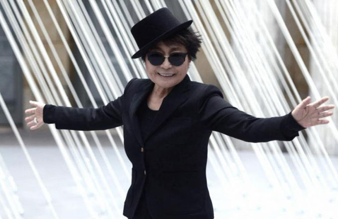Yoko Ono. Dream Come True en el Malba