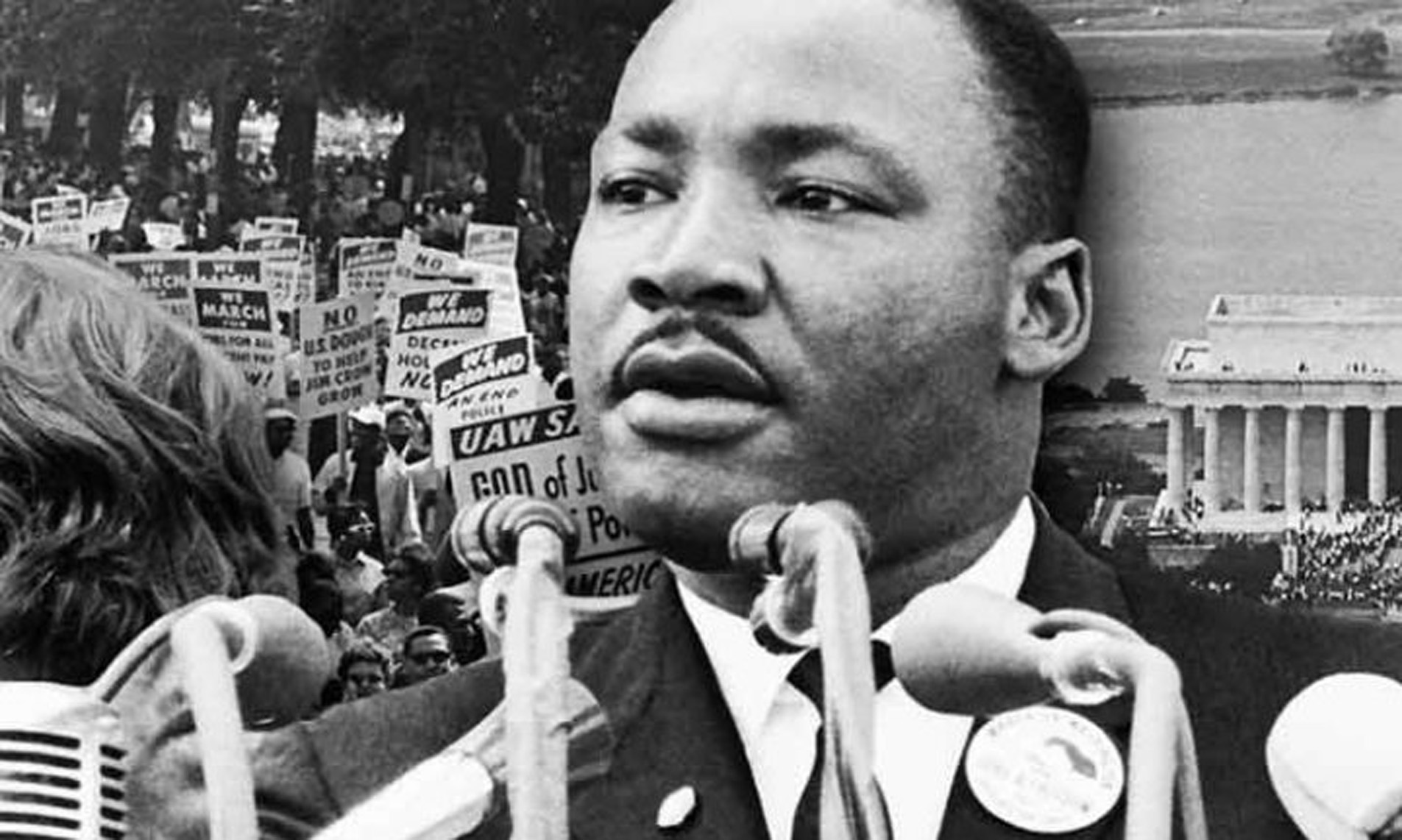 ¿Es factible la utopía de Martin Luther King?